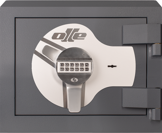 I Series - Safe - Electronic, delay and lever lock (AT-1)