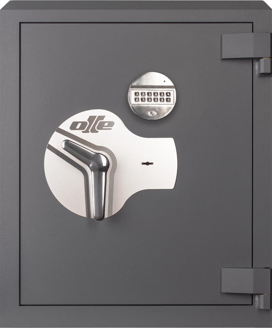I Series - Safe - Electronic, delay and lever lock