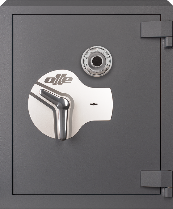 I Series - Safe - Mechanical and lever lock