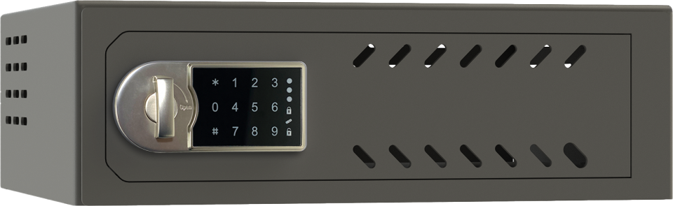 VR Series - Safe box for video recorder